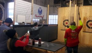 BPN Holiday Party Hits the Target